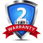 24 month warranty with our turbos