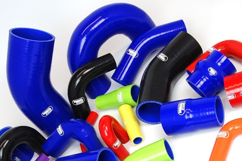 Silicone Hoses & Silicone Hoses and Complete Direct Replacement Kits