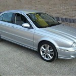 Used_Jaguar_X_type_2007_Silver_Saloon_Diesel_Manual_for_Sale_in_Norfolk_UK