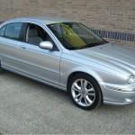 Used_Jaguar_X_type_2007_Silver_Saloon_Diesel_Manual_for_Sale_in_Norfolk_UK