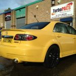 Mazda 6 MPS Stage 2 at Turbopacs