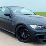 BMW 335D tuning at Turbopacs