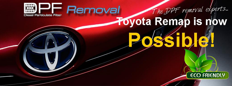 Toyota DPF Solution Fixed at Turbopacs
