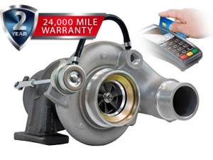 New & Reconditioned Turbocharger