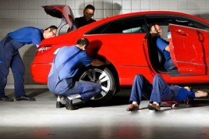 Vehicle repairs and maintainance
