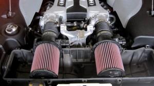 K & N Air filters