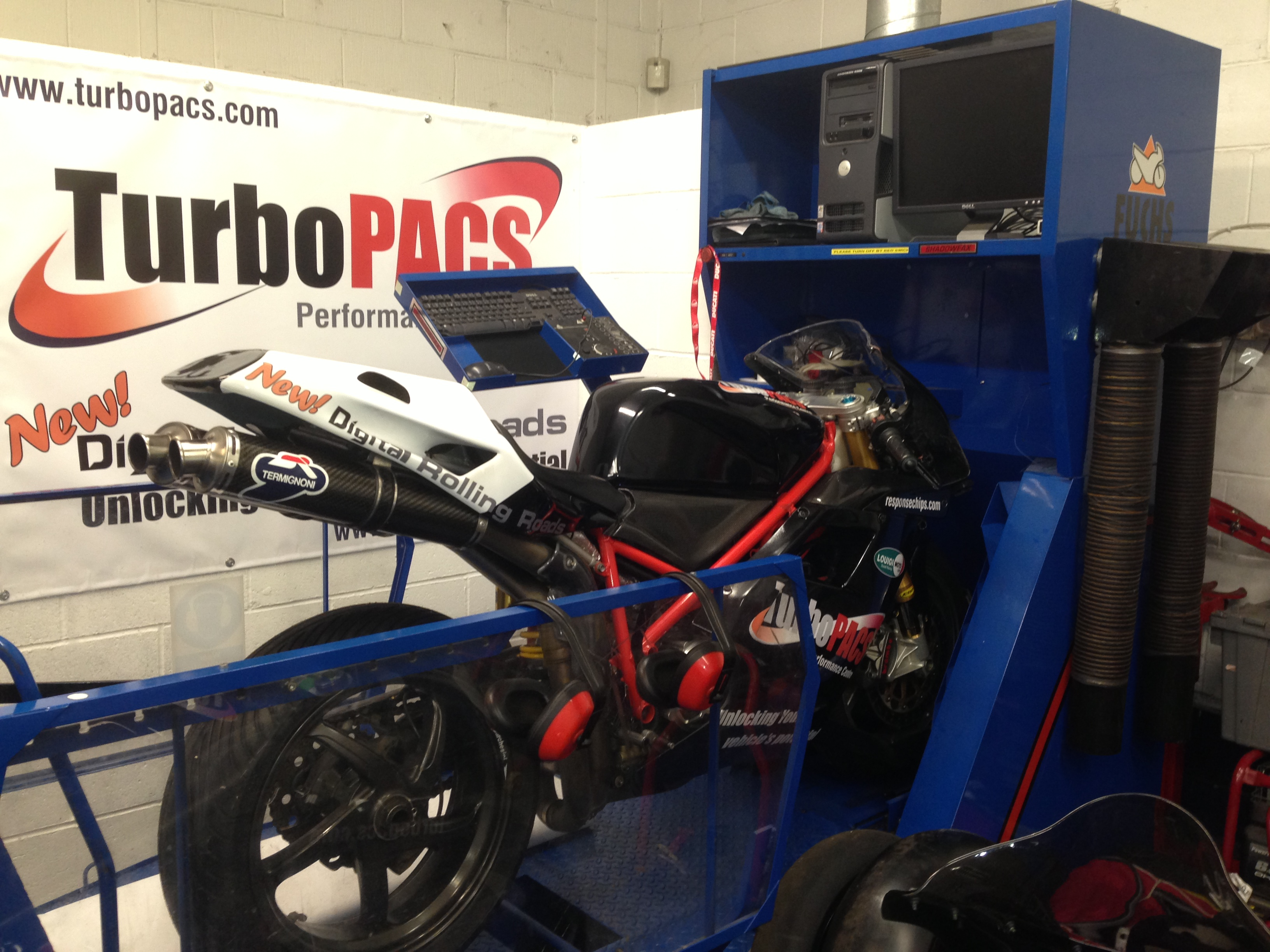 Bike Dyno | TurboPACS
