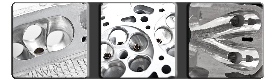 CNC Cylinder head porting | TurboPACS