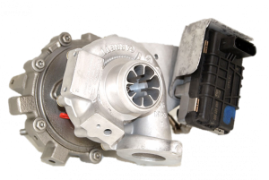 Cheap Turbos Are Not The Same As The Real Thing Includiong Electronic Actuators