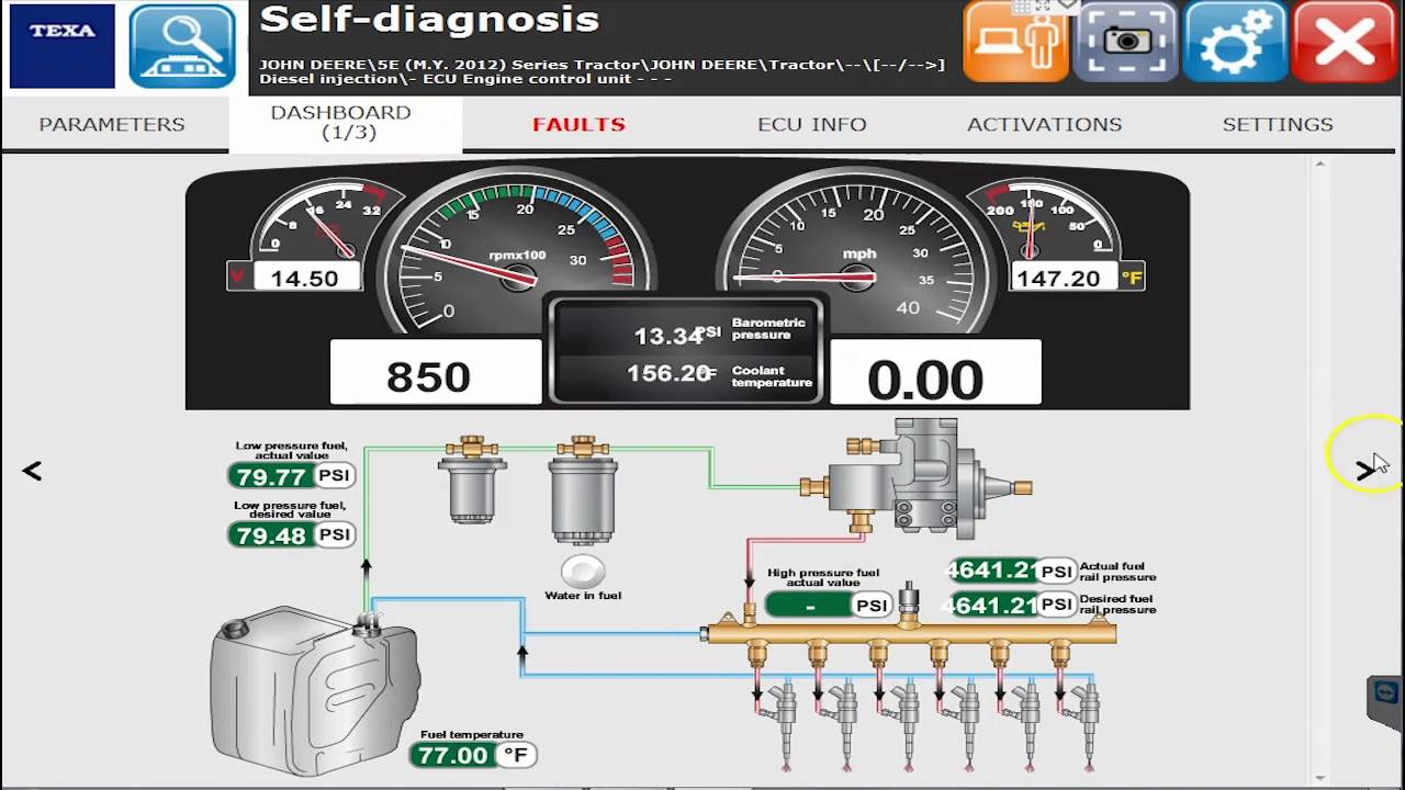 Truck Diagnostics most makes and models