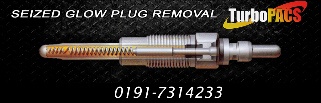 Snapped glow plug removal service