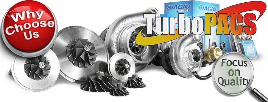 For all your Turbocharger Needs. New and Reconditioned